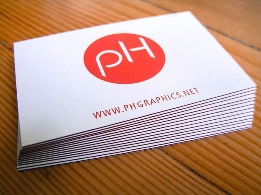 Review: The De Luxe Moo Business Cards - Laurent Holdrinet