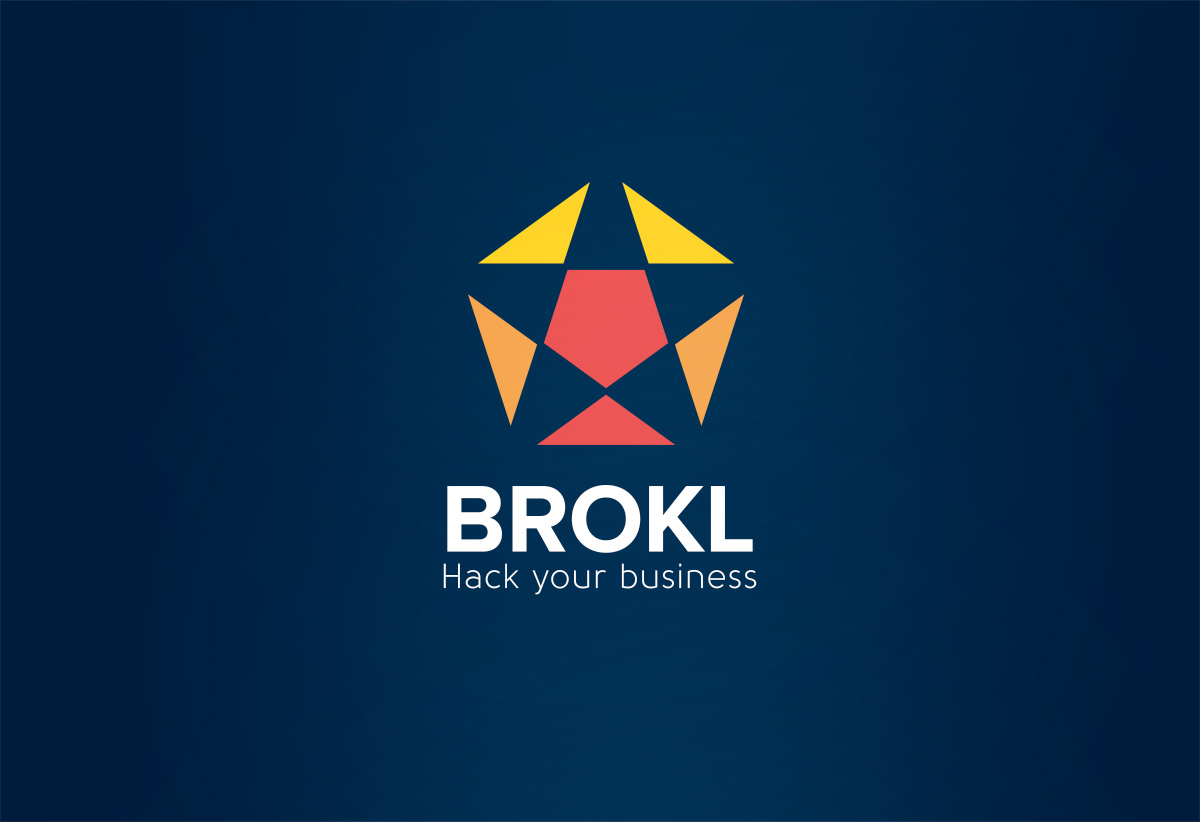 design logo BROKL