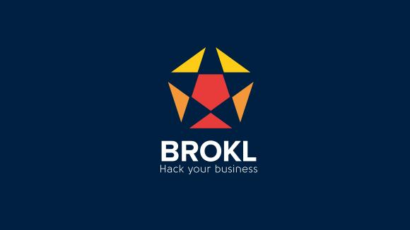 logo BROKL