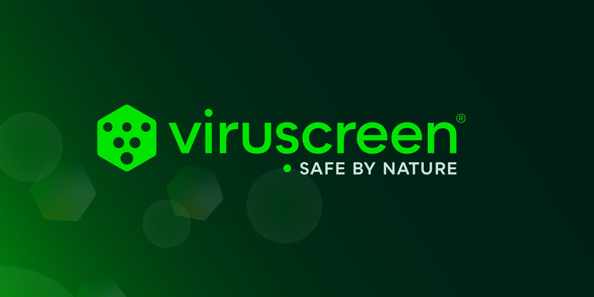viruscreen_logo_design