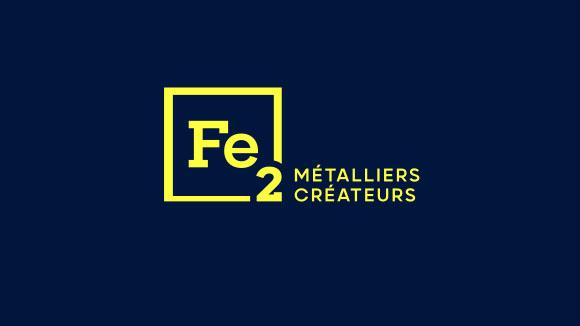 logo Fe2 métallerie